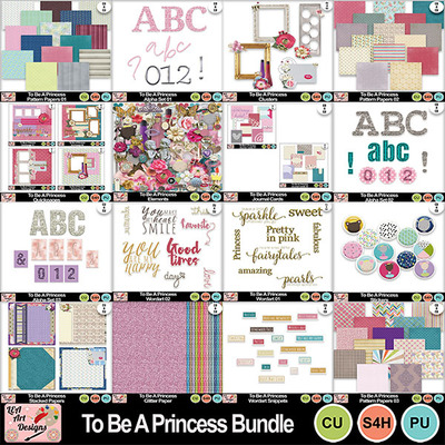 To_be_a_princess_bundle_preview