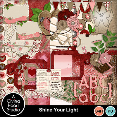 Agivingheart_shineyourlight_kit_preview