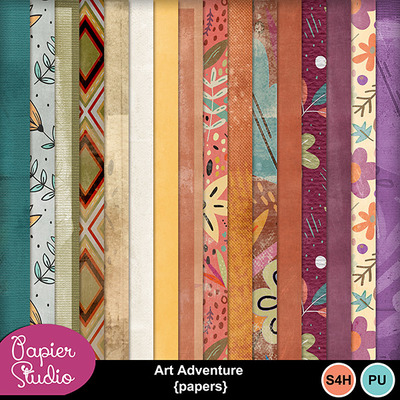 Art_adventure_papers