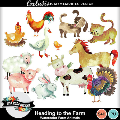 Lisarosadesigns_headingtothefarm_watercolorfarmanimals