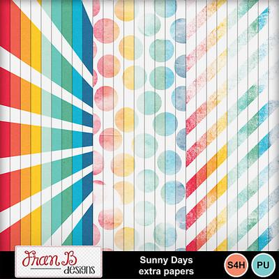 Sunnydaysextrapapers1