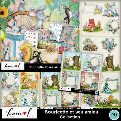 Louisel_souricette_pack_preview