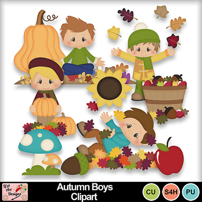 Autumn_boys_clipart_preview