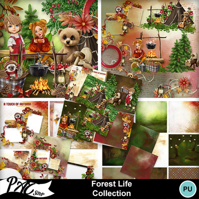 Patsscrap_forest_life_pv_collection