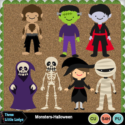 Monsters-halloween-tll