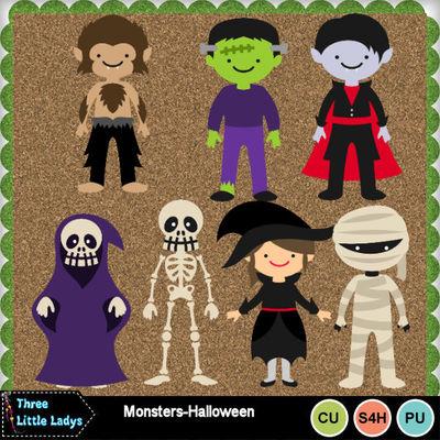 Monsters-halloween-tll