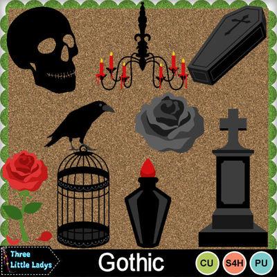 Gothic-tll