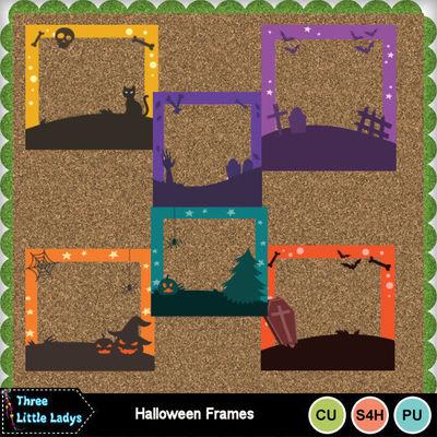 Halloweenframes-tll