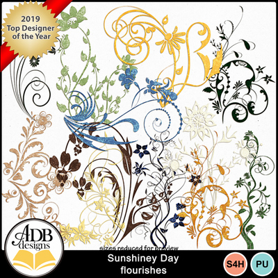 Adbdesigns_sunshiney_day_flourishes