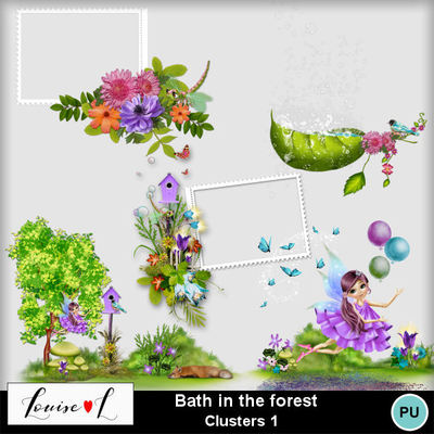 Louisel_bath_in_the_forest_clusters1_preview