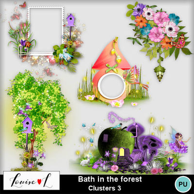 Louisel_bath_in_the_forest_clusters3_preview