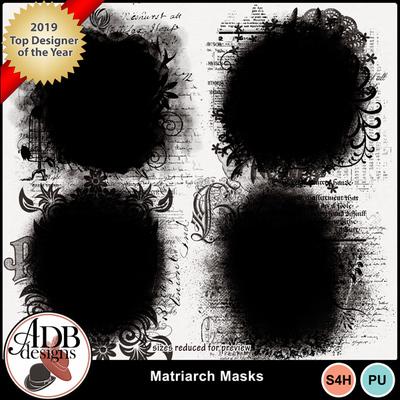 Adbdesigns_matriarch_masks