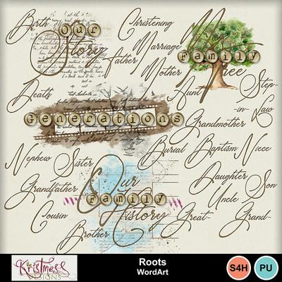 Roots_wordart