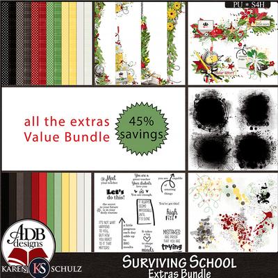 Surviving-school-ex-bundle