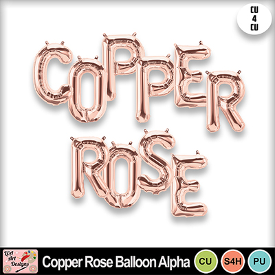 Copper_rose_balloon_alpha_preview