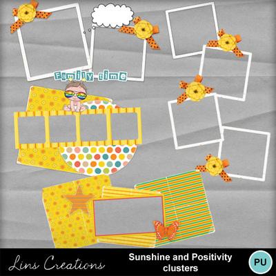 Sunshineandpositivityclusters