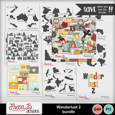 Wanderlust2bundle