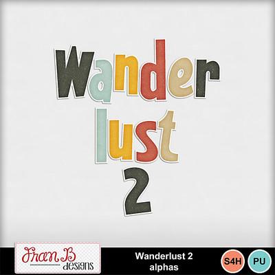 Wanderlust2alphas