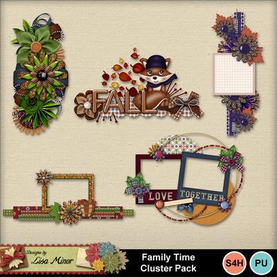 Familytimeclusters