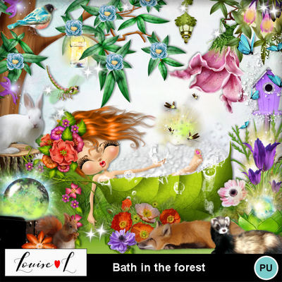 Louisel_bath_in_the_forest_preview