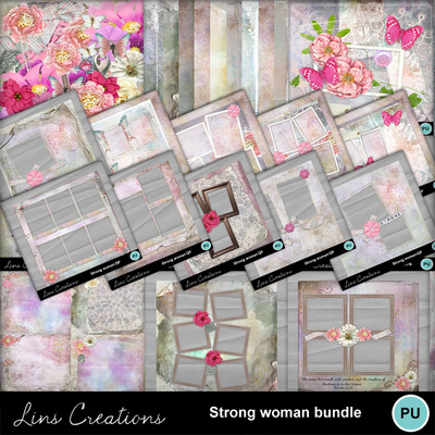 Strongwomanbundle