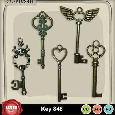 Key848