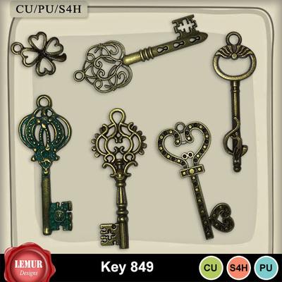 Key849