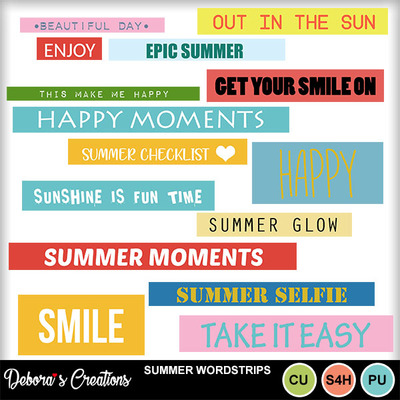 Summer_wordstrips