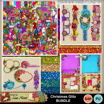 Christmasglitzbundle