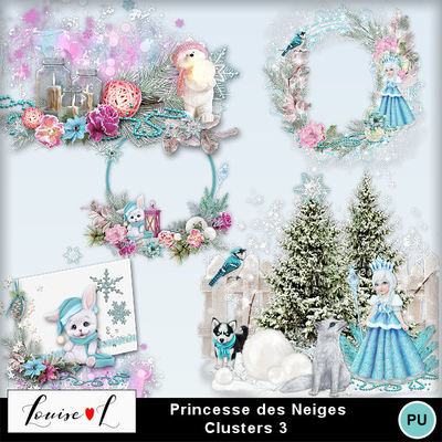 Louisel_princesse_des_neiges_clusters3_preview