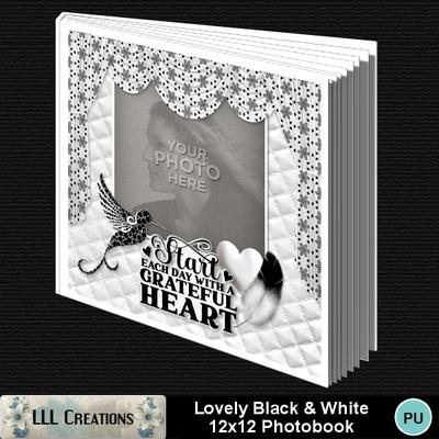 Lovely_black_white_12x12_pb-001a