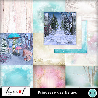 Louisel_princesse_des_neiges_papiers1_preview