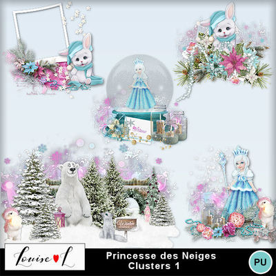 Louisel_princesse_des_neiges_clusters1_preview
