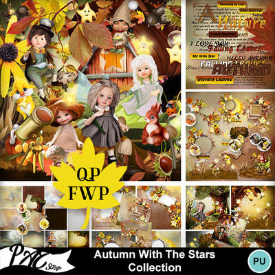 Patsscrap_autumn_with_the_stars_pv_collection