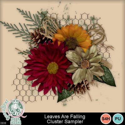 Leavesarefalling_clustersample