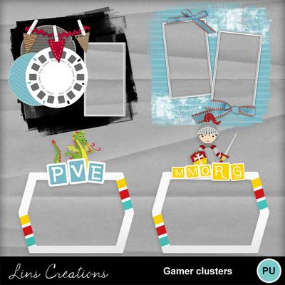 Gamerqpclusters