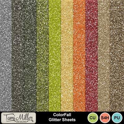 Colorfall_glittersheets
