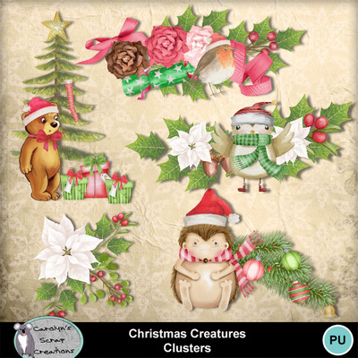 Csc_christmas_creatures_cluster_wi