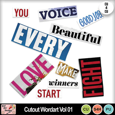 Cutout_wordart_vol_01_preview