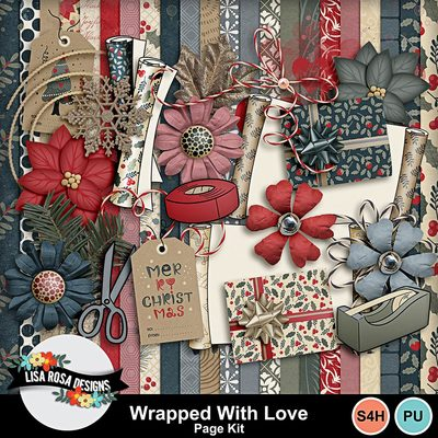Lisarosadesigns_wrappedwithlove_pagekit