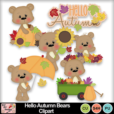 Hellow_autumn_bears_clipart_preview
