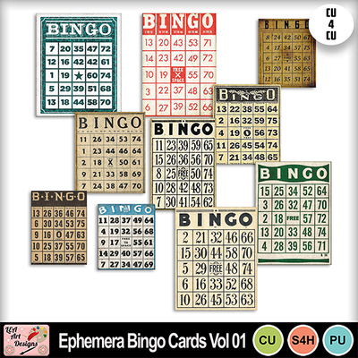 Ephemera_bingo_cards_vol_01_preview