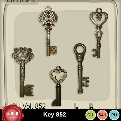 Key852