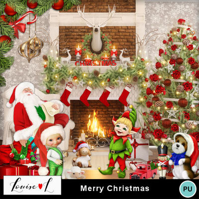 Louisel_merry_christmas_preview