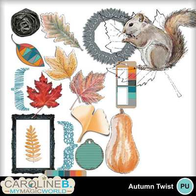 Autumn-twist-elements