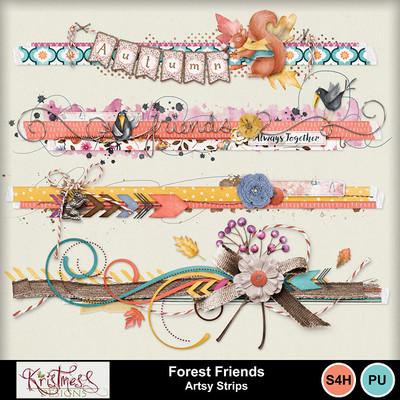 Forestfriends_artsystrips