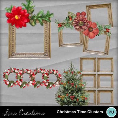 Christmastimeclusters