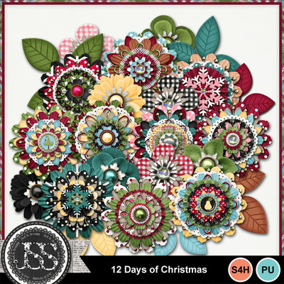 12_days_of_christmas_flowers