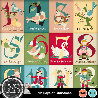 12_days_of_christmas_pocket_cards