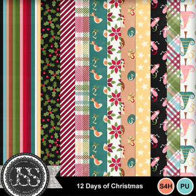 12_days_of_christmas_kit_papers